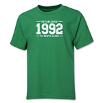 FC Santa Claus Established 1992 Youth T-Shirt (Green)