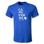 Cape Verde Youth Country T-Shirt (Royal)