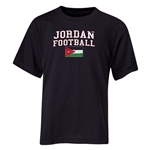 Jordan Youth Football T-Shirt (Black)