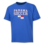 Panama Youth Soccer T-Shirt (Royal)