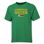 Zimbabwe Youth Soccer T-Shirt (Green)