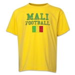 Mali Youth Football T-Shirt (Yellow)