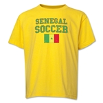 Senegal Youth Soccer T-Shirt (Yellow)