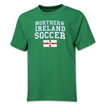 Northern Ireland Youth Soccer T-Shirt (Green)