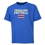 Thailand Youth Football T-Shirt (Royal)
