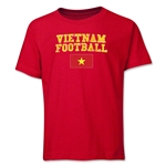 Vietnam Youth Football T-Shirt (Red)