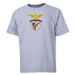 Benfica Youth Soccer T-Shirt (Grey)