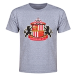Sunderland Core Youth T-Shirt (Gray)