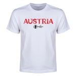 Austria Euro 2016 Youth T-Shirt (White)