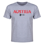 Austria Euro 2016 Youth T-Shirt (Gray)