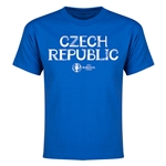 Czech Republic Euro 2016 Youth T-Shirt (Royal)