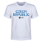 Czech Republic Euro 2016 Youth T-Shirt (White)