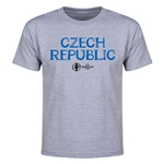 Czech Republic Euro 2016 Youth T-Shirt (Gray)