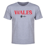 Wales Euro 2016 Youth T-Shirt (Gray)