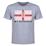 Northern Ireland Euro 2016 Youth T-Shirt (Grey)