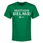 Northern Ireland Euro 2016 Youth T-Shirt (Green)