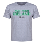 Northern Ireland Euro 2016 Youth T-Shirt (Gray)