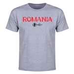 Romania Euro 2016 Youth T-Shirt (Gray)