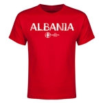 Albania Euro 2016 Youth T-Shirt (Red)
