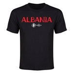 Albania Euro 2016 Youth T-Shirt (Black)