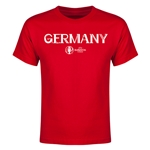 Germany Euro 2016 Youth T-Shirt (Red)