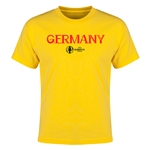 Germany Euro 2016 Youth T-Shirt (Yellow)