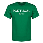 Portugal Euro 2016 Youth T-Shirt (Green)