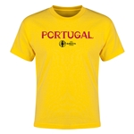 Portugal Euro 2016 Youth T-Shirt (Yellow)
