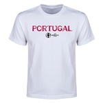 Portugal Euro 2016 Youth T-Shirt (White)