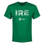 Ireland Euro 2016 Elements Youth T-Shirt (Green)
