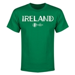 Ireland Euro 2016 Youth T-Shirt (Green)