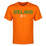 Ireland Euro 2016 Youth T-Shirt (Orange)