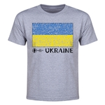 Ukraine Euro 2016 Youth T-Shirt (Grey)