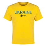 Ukraine Euro 2016 Youth T-Shirt (Yellow)