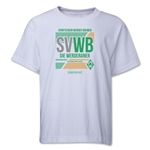 Werder Bremen SVWB Youth T-Shirt (White)
