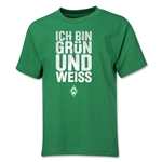 Werder Bremen I Am Green and White Youth T-Shirt (Green)
