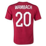 USWNT Youth Wambach T-Shirt