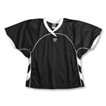 Warrior Liberty Game Lacrosse Jersey (Blk/Wht)