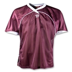 Warrior Liberty Game Lacrosse Jersey (Maroon/Wht)