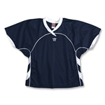 Warrior Liberty Game Lacrosse Jersey (Navy/White)