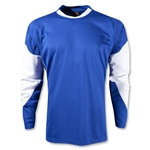 Warrior Orion Long Sleeve Shooters Shirt (Roy/Wht)
