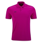 Under Armour Performance Team Polo (Pink)