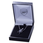 Arsenal Crest Pendant & Chain