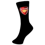 Arsenal Youth Crest Sock-One Pack