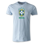 Brazil Men's Fashion T-Shirt (Sky Blue)