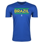 Brazil Copa America 2016 Men's Core T-Shirt (Royal)