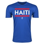 Haiti Copa America 2016 Men's Core T-Shirt (Royal)