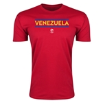 Venezuela Copa America 2016 Men's Core T-Shirt (Red)