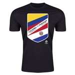 Copa America 2016 Colombia v Paraguay Matchup T-Shirt (Black)