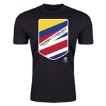 Copa America 2016 Colombia v CRC Matchup T-Shirt (Black)